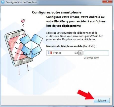 installer dropbox 9