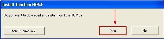 installer le logiciel tomtom one 3
