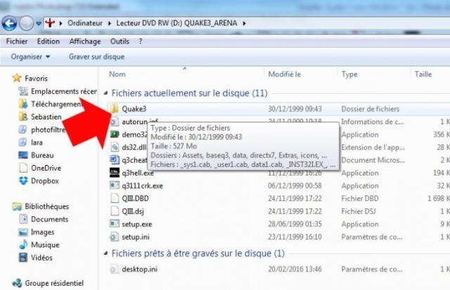 installer quake 3 windows 7 3