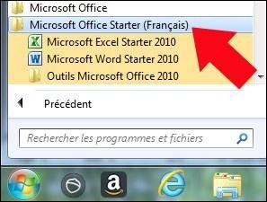 Installer word et excel gratuitement - Office starter telecharger ...