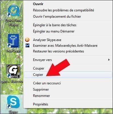 Lancer un logiciel au démarrage sous Windows 7