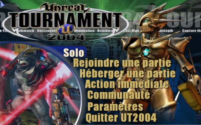 les principaux ports unreal tournament 2004 0