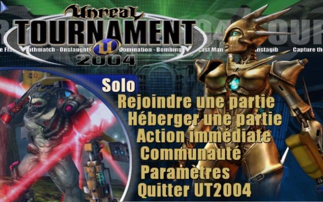 les principaux ports unreal tournament 2004 0