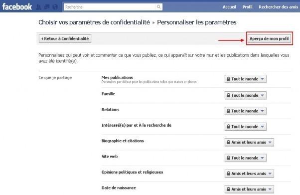 limiter l acces a ses donnees avancees sur facebook 6