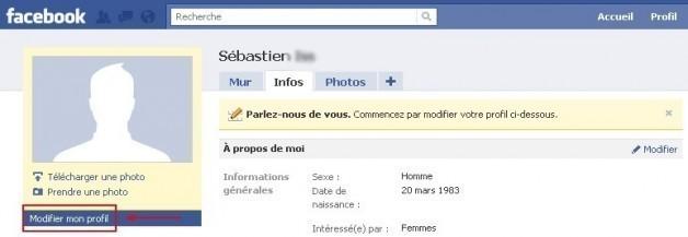 Limiter l'accès à ses données sur Facebook