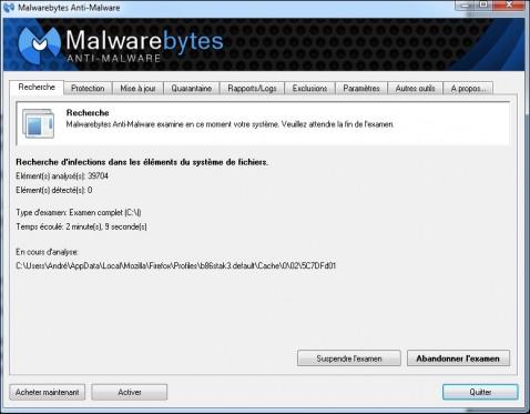 malwarebytes free 3