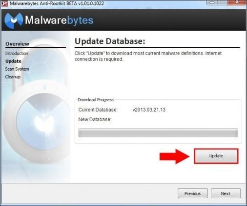 malwarebytes rootkit 6
