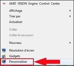modifier la taille des info bulles windows 7 1
