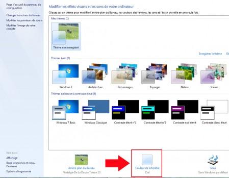 modifier la taille des info bulles windows 7 2