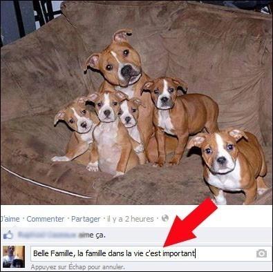 modifier un commentaire facebook 2