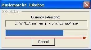 musicmatch jukebox telechargement installation presentation 5
