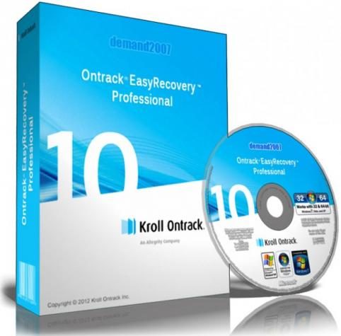 ontrack easyrecovery recuperation de donnees 0