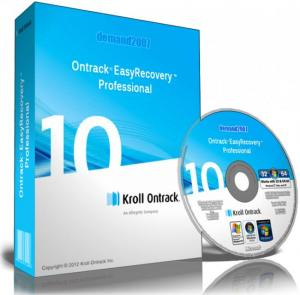 ontrack easyrecovery recuperation de donnees 2