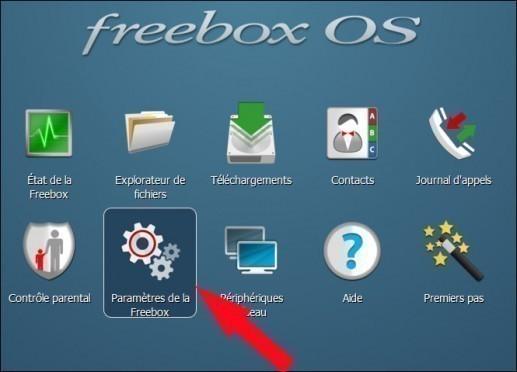 ouvrir un port sur la freebox revolution
