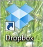 partager un dossier avec dropbox 0