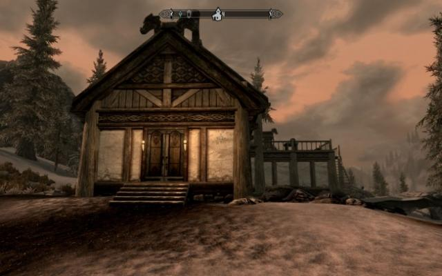Protéger sa maison Skyrim