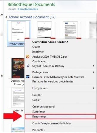 renommer un fichier sous windows 1