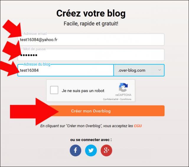 s inscrire sur overblog 2