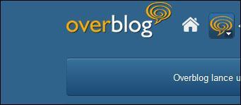 S'inscrire sur OverBlog