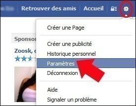 sauvegarder vos donnees facebook 1