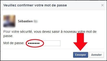 sauvegarder vos donnees facebook 4