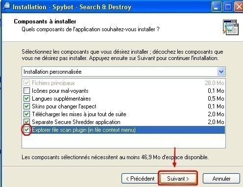 spybot telechargement et installation 9