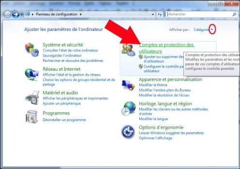 supprimer des informations d identification windows 7 2