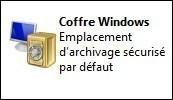 Supprimer des informations d'identification Windows 7