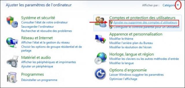 supprimer un compte utilisateur windows 7 2