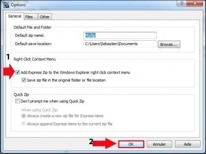 supprimer une application du menu contextuel 3