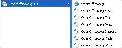 Télécharger et installer OpenOffice