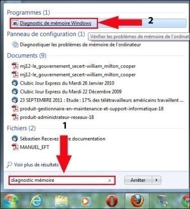 test memoire windows 7 1