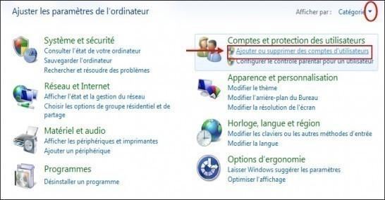 windows 7 creer un compte utilisateur 1