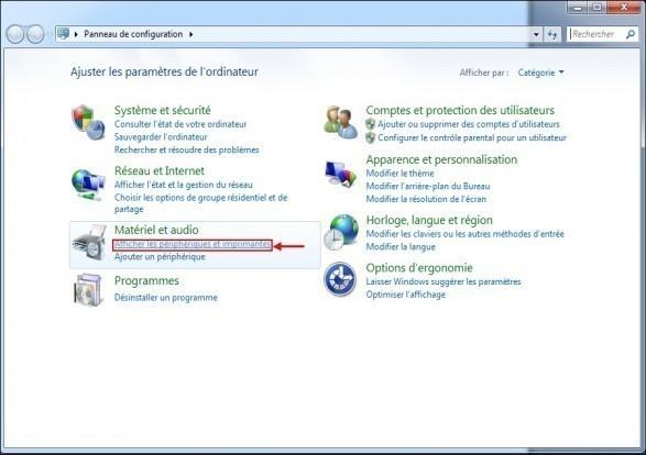 windows 7 partager une imprimante 1