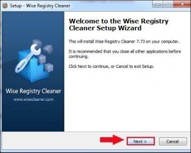 wise registry cleaner 1