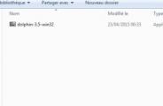 Configurer émulateur gamecube et wii dolphin 3.5