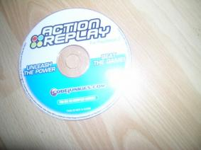 tricher avec action replay sur playstation 2 ps2 2
