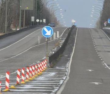 abaissement des limitations de vitesses sur rn 2