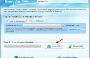 Réinitialiser le mot de passe Windows 8 oublié