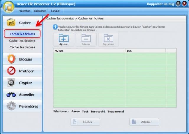 comment afficher les fichiers caches sous windows 7 de maniere securisee 0