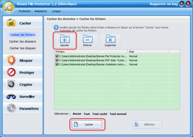 comment afficher les fichiers caches sous windows 7 de maniere securisee 1