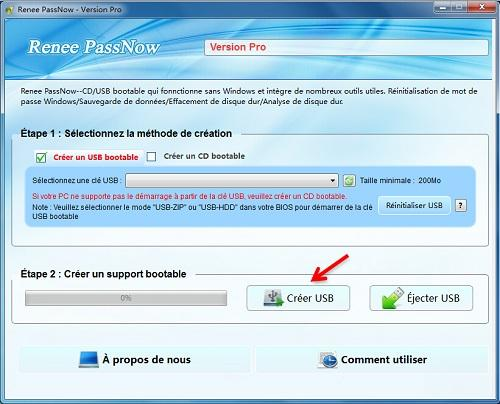 reinitialiser le mot de passe windows 8 oublie 0