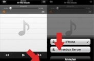 airplay freebox avec iphone