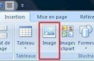 Ajouter une image ou une image clipart sur Office 2007