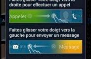 appel ou sms rapide sur android
