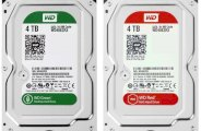 WD Green ou Red pour NAS raid