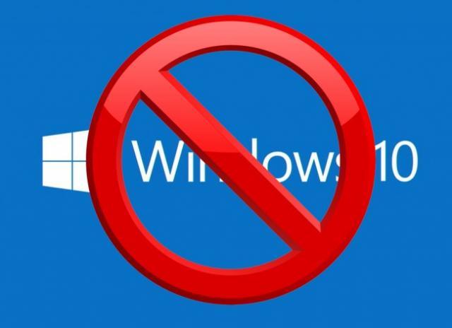 annuler la mise a jour windows 10 0