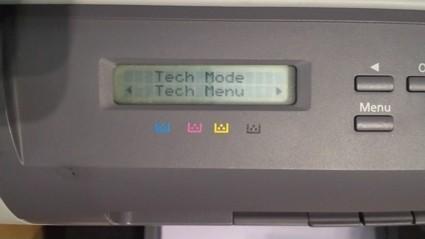 bourrage papier sur imprimante clx 2160 2