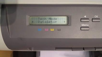 bourrage papier sur imprimante clx 2160 3