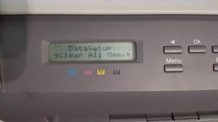 bourrage papier sur imprimante clx 2160 4